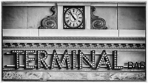 Susan Rissi Tregoning - Terminal Bar Sign