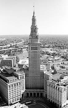 Robert Meyers-Lussier - Terminal Tower ca. 2015