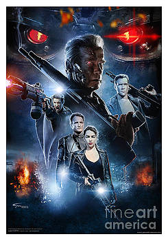 Terminator Genisys by GM-illustrator