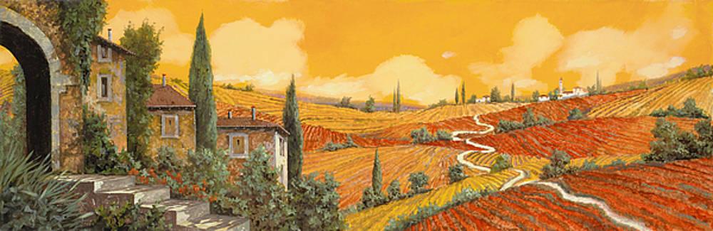 terra di Siena by Guido Borelli