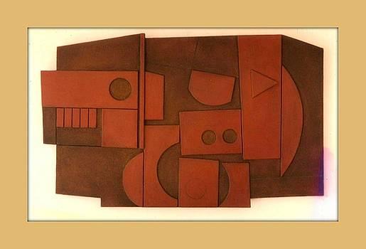 PETER-HUGO MCCLURE - Terra Firma. 99