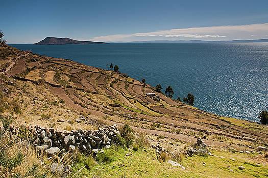 Aivar Mikko - Terraces on Taquile Island