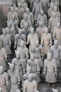 Terracotta Army by Joscelyn Paine