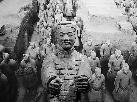 Richard Reeve - Terracotta warrior army of Qin Shi Huang Di III