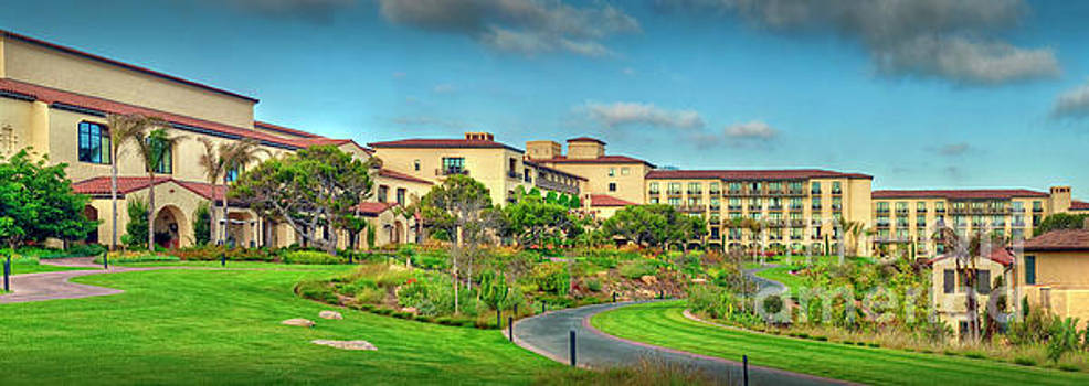 Terranea Resort Palos Verdes Ca by David Zanzinger