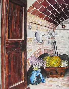 Terre del Cavalieri 3 by Carol Flagg