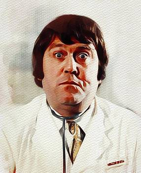 John Springfield - Terry Scott, Carry On Films Cast