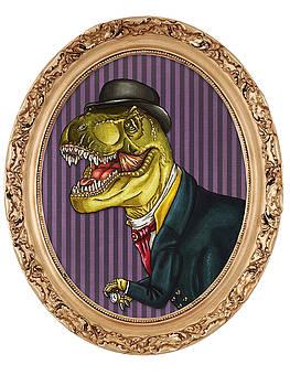 Terry the Tyrannosaurus Rex by Deirdre DeLay