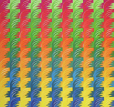 Tessellation by Jacqueline Phillips-Weatherly