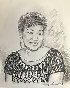 Tessie Guinto  by Rosencruz  Sumera