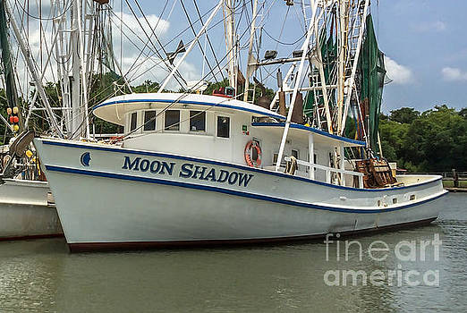 Dale Powell - Moon Shadow Shrimp Boat in McCellanville SC