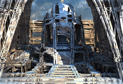 Test Chamber by Hal Tenny
