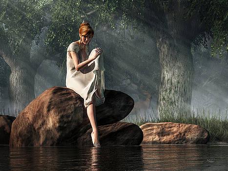 Testing the Waters by Daniel Eskridge
