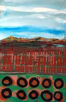 Tesuque Pueblo by Jorge Luis Bernal