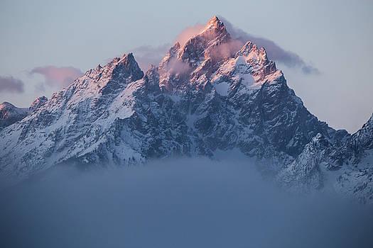 Teton top by Dean Chytraus