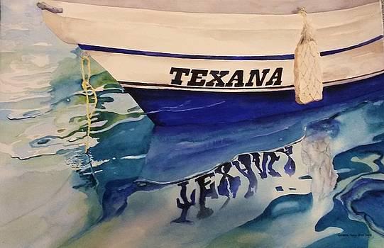 Texana by Celene Terry
