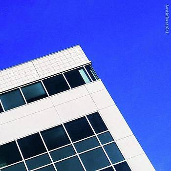 #texas #blue #sky And Some Sunday by Austin Tuxedo Cat