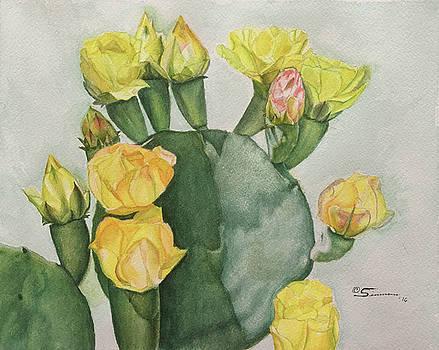 Texas Bouquet by C Wilton Simmons Jr