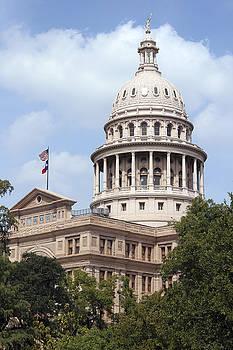 Jeannie Burleson - Texas Capitol