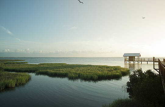 Texas Coast by Justin Carrasquillo