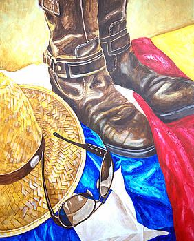 Texas Ranger by Heewon Kim