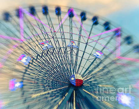 Sonja Quintero - Texas Star Ferris Wheel
