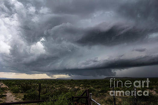Texas Superstorm by Francis Lavigne-Theriault