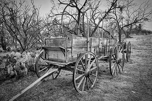 Texas Wagon by Todd Dunham