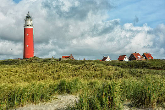 Texel in autumn by Joachim G Pinkawa