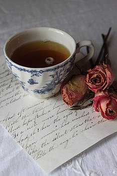 Text and Tea by Sherry Hahn