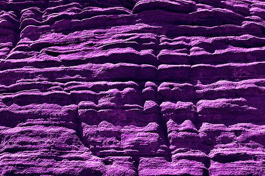 Texture In Lilac by Evgeniya Lystsova