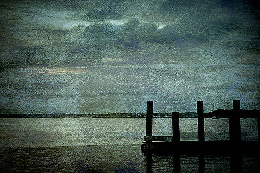 Textured Sunset by Dave Bosse