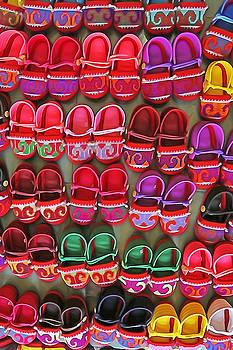 Dennis Cox WorldViews - Thai Baby Shoes
