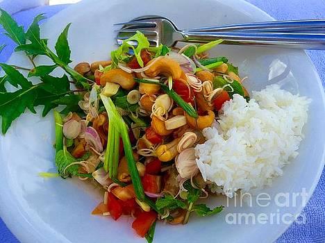 Thai Fish  by Kate Stoupas