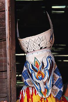 Thai masked festiva by Buchachon Petthanya