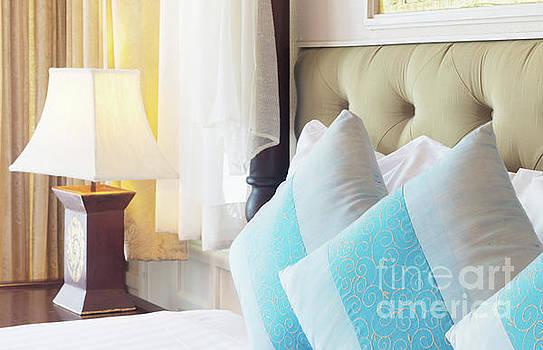 Thai Style Bedroom by Atiketta Sangasaeng