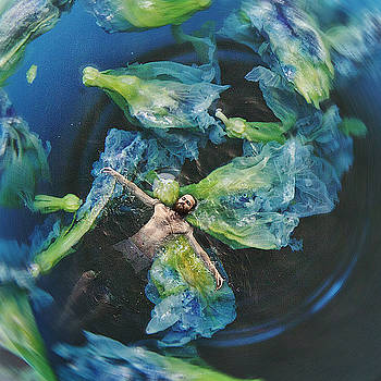 Thai tea by Diana Kondra