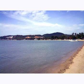 #thailand #beach #kosamui taken By Me by Eman Allam