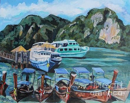 Thailand Paradise by Jan Bennicoff