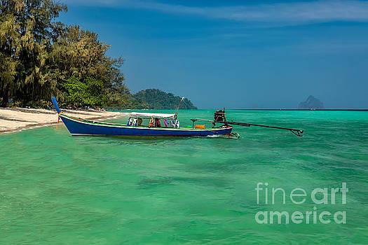 Adrian Evans - Thailand Vacation