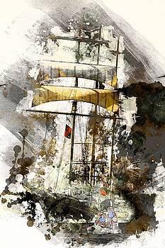 Thalassa by Arie Van Garderen
