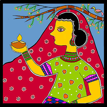 Thamasoma Jyothirgamaya by Latha Gokuldas Panicker