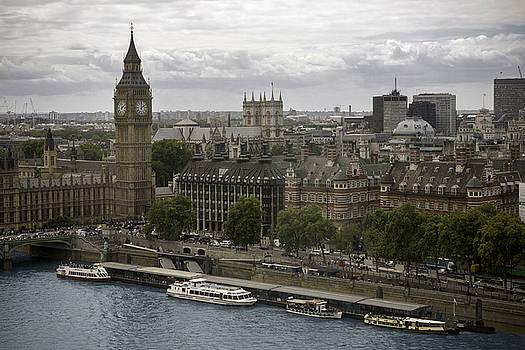 Thames View by Chris  Hood