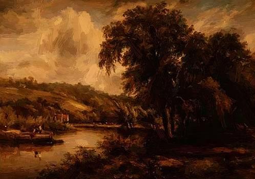 Watts George Frederick - Thames
