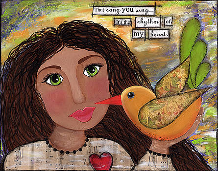 That song you sing by Clover Moon Designs Peggy Sowers-Heckman