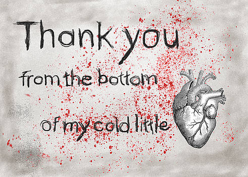 Thank You from My Heart by Mary Elizabeth Thompson