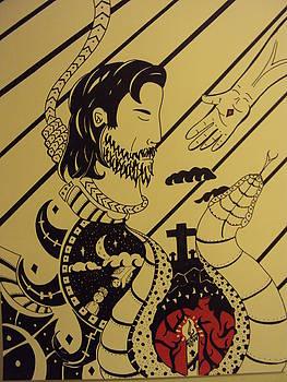 Thank you Judas by Alex Portillo