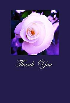 Thank You  by Mary Ellen Frazee