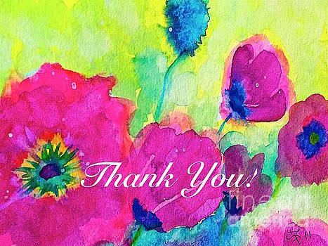 Thank you  by Wonju Hulse