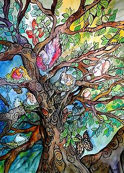 That old Tree by Claudia Cole Meek